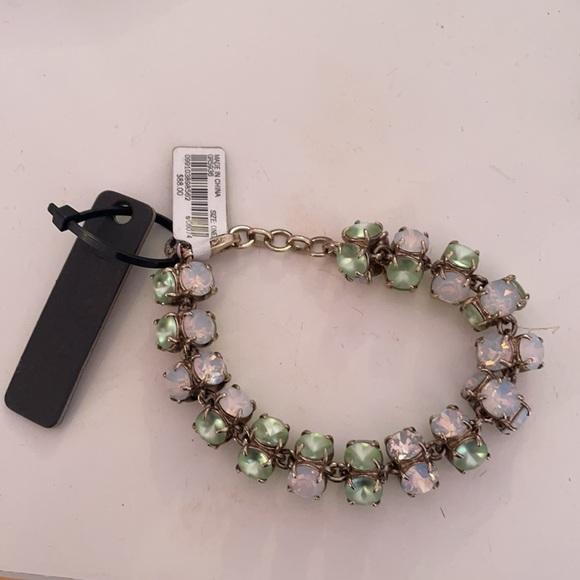 NWT jcrew jeweled bracelet